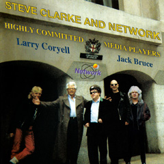 Steve Clarke & Network Highly Committed Media Players
