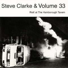 Steve Clarke Drummer and Composer& VOLUME 33